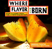 Where Flavor Was Born book cover