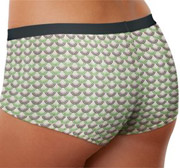PACT Underwear, boy shorts