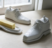 Shoe Butter Dish
