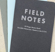 Field Notes Colors Subscription