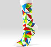 AshiDashi Prismos Socks