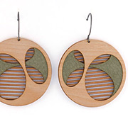 Molly M Layers Earrings