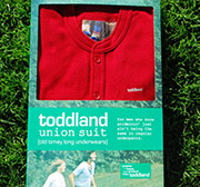 Toddland Union Suit